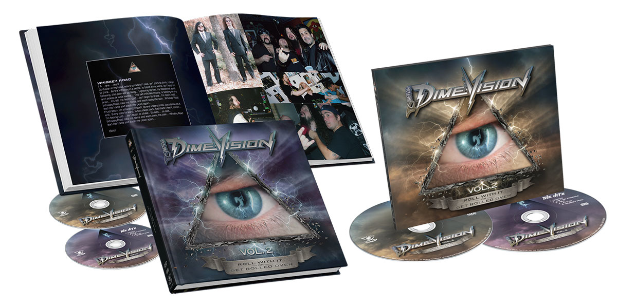 В память о Даймбэг Даррелле выходит новый сет «Dimevision Vol. 2: Roll With It Or Get Rolled Over»