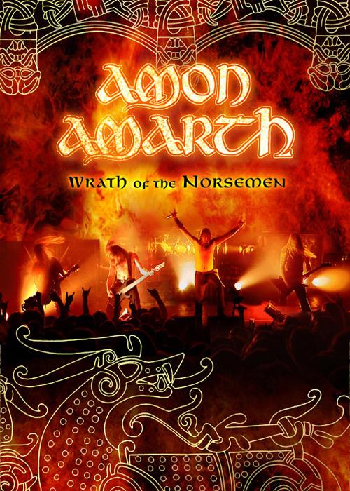 Amon Amarth Wrath Of The Norsemen Metal Blade Records