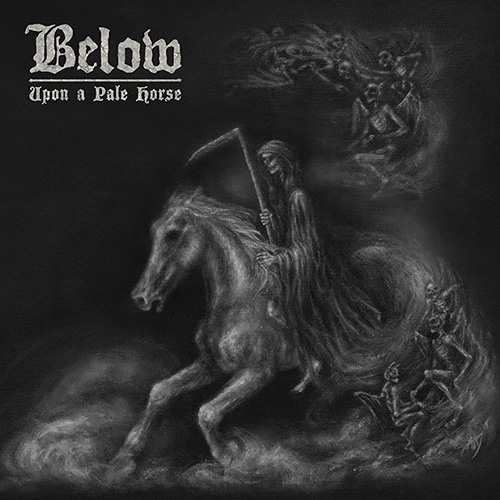 Image result for album art Below: Upon A Pale Horse