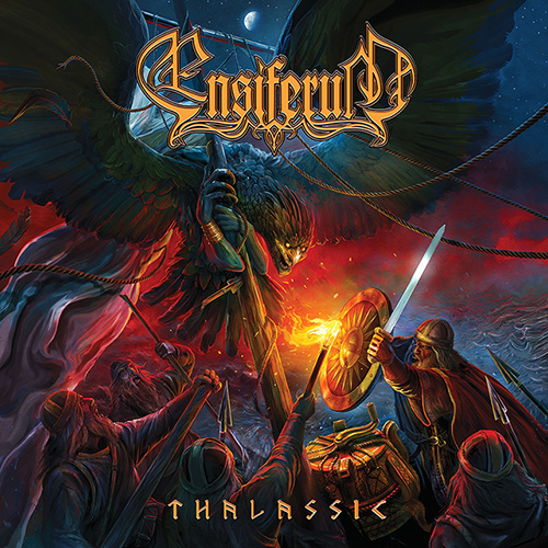 Ensiferum reveals details for new album, 'Thalassic' | Metal Blade Records