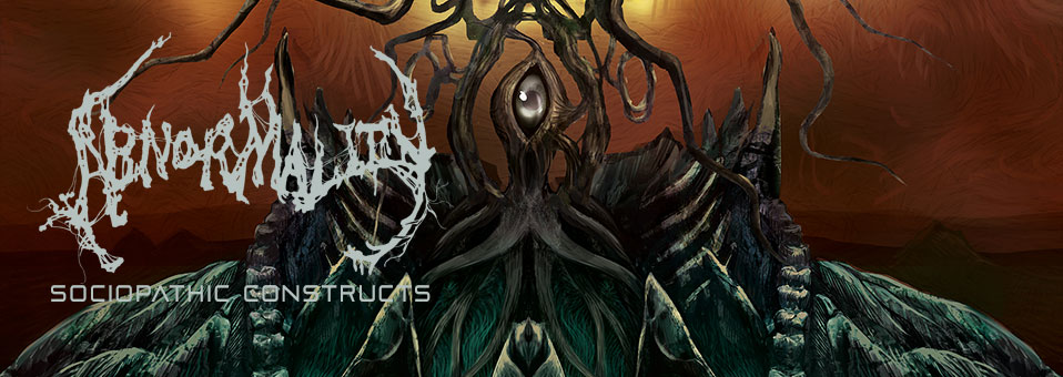 Abnormality reveals details for new album, 'Sociopathic Constructs'