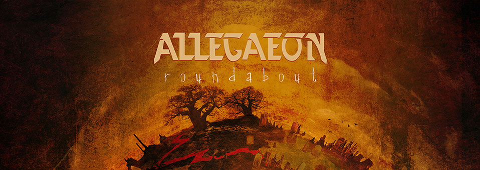 "Allegaeon releases cover of YES classic ""Roundabout"" as a digital single"