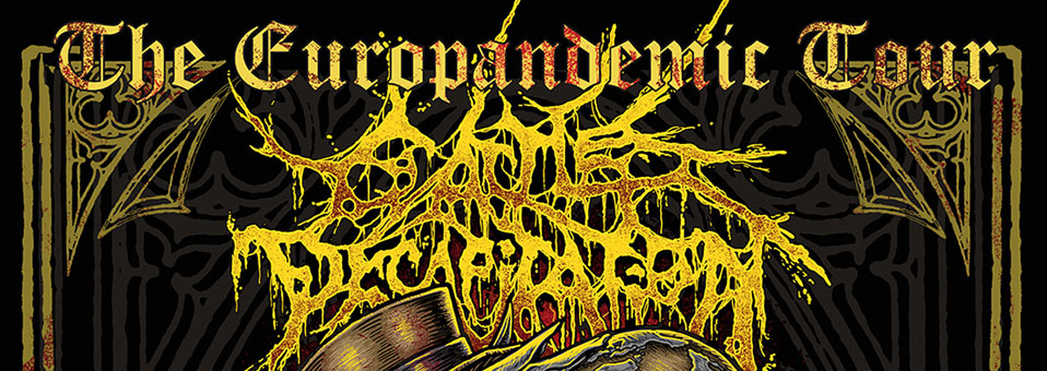 CATTLE DECAPITATION announces European tour for March/April!