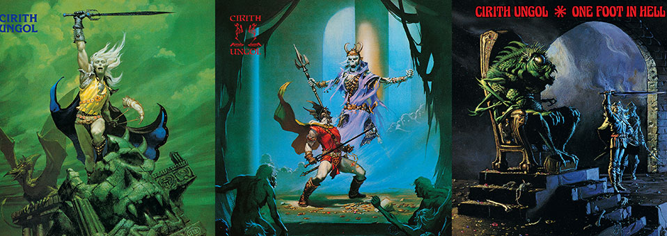 Metal Blade to re-issue CIRITH UNGOL albums on vinyl on June, 12th!