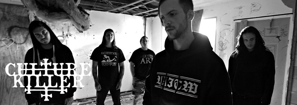 CULTURE KILLER sign with Metal Blade Records, release new single!