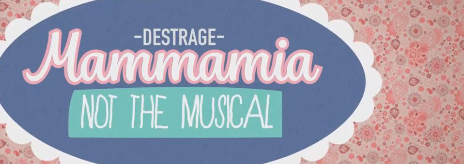 Destrage launches 'Mammamia' tour documentary