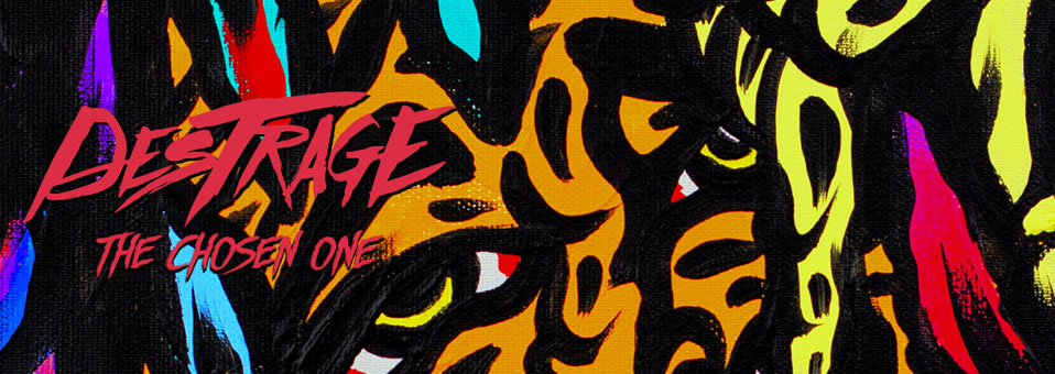 Destrage veröffentlichen Details zum neuen Album 'The Chosen One'