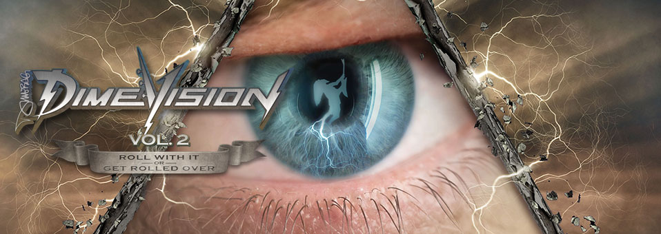 Exclusive video clip revealed from Dimebag Darrell's 'Dimevision Vol. 2: Roll With It Or Get Rolled Over' DVD/CD