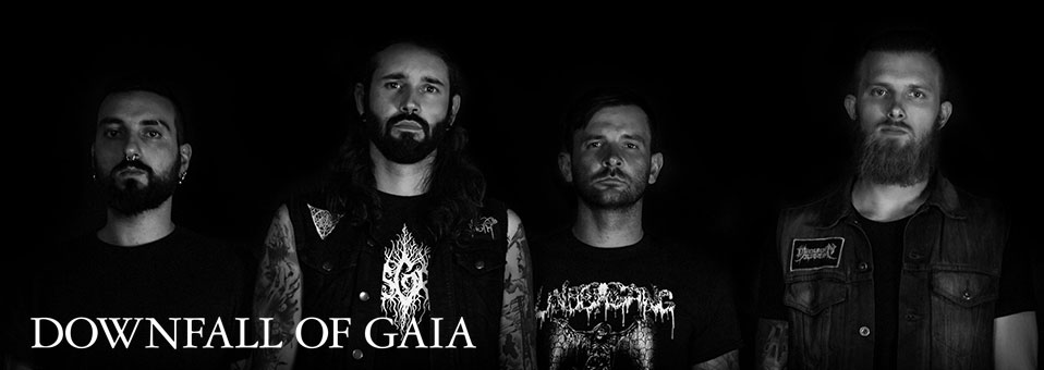 DOWNFALL OF GAIA to hit the studio and work on new full-length album!