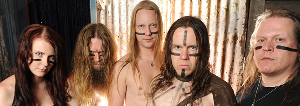 Ensiferum to begin recording sixth studio album next month!