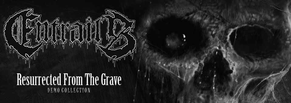 ENTRAILS feiern 'Total Death' mit Cvlt Nation