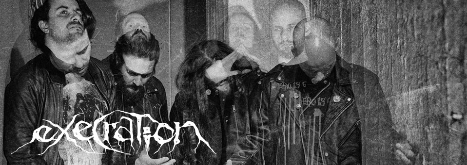 Metal Blade signen die norwegischen Death Metaller EXECRATION!