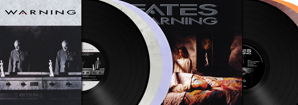 FATES WARNING: 'Perfect Symmetry' and 'Parallels' Digi-CD and LP re-issues now available for pre-order via Metal Blade Records!