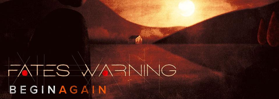 Fates Warning veröffentlichen heute ihr neues Album 'Long Day Good Night'