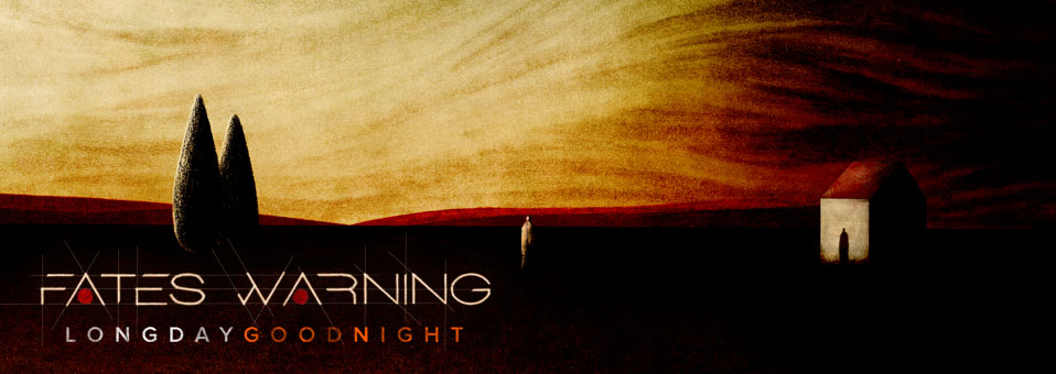 "Fates Warning launchen Lyricvideo zur neuen Single ""Now Comes The Rain""!"