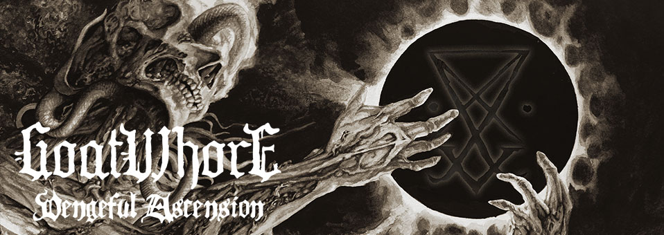 GOATWHORE to release 'Vengeful Ascension' June 23rd via Metal Blade Records