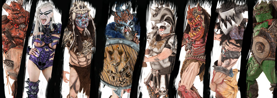 GWAR Eternal Tour Honors Lost Leader Oderus Urungus and Introduces New Scumdogs!