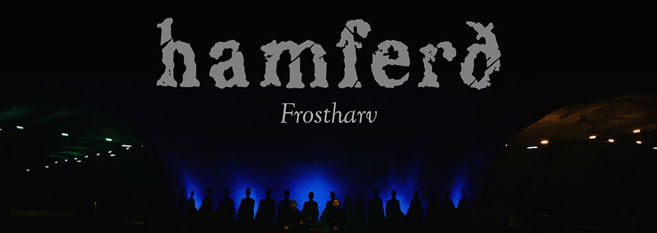 "Hamferð launchen neues Video zu ""Frosthvarv (Live in the Eysturoy Tunnel)"""