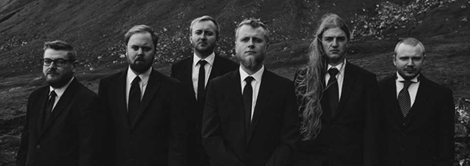 Metal Blade signs Hamferð from the Faroe Islands!