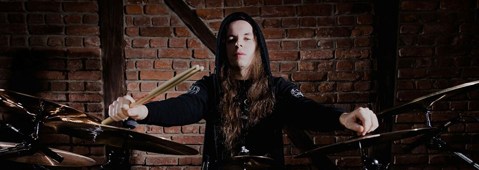 "Hate announces new drummer, Daniel ""Nar-Sil"" Rutkowski!"