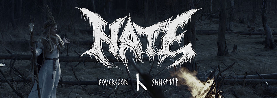"Hate launchen Video zu ""Sovereign Sanctity"""