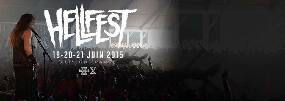 "Metal Blade TV launches live video from ""Hellfest 2015″"
