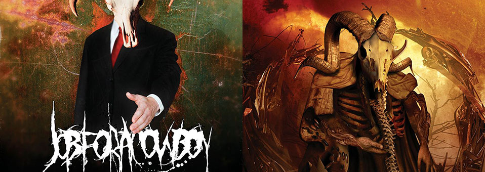 Job For A Cowboy: 'Doom' and 'Genesis' LP re-issues now available via Metal Blade Records