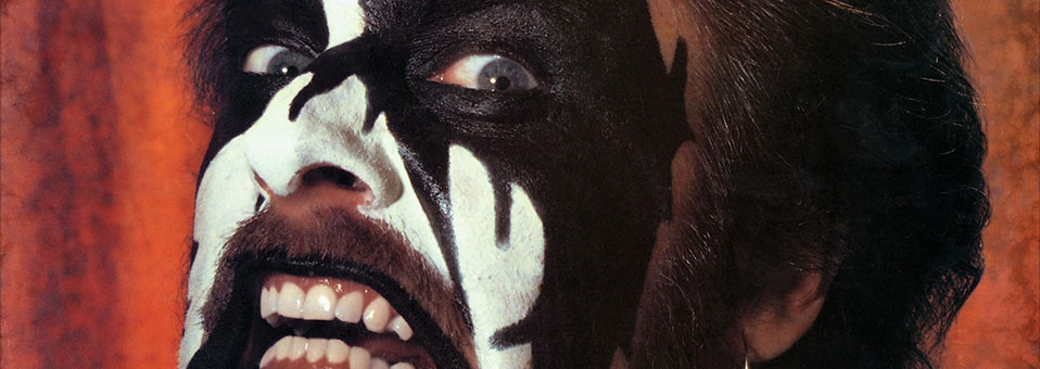 King Diamond: 'The Dark Sides' CD & LP Reissues ab sofort von Metal Blade Records erhältlich!