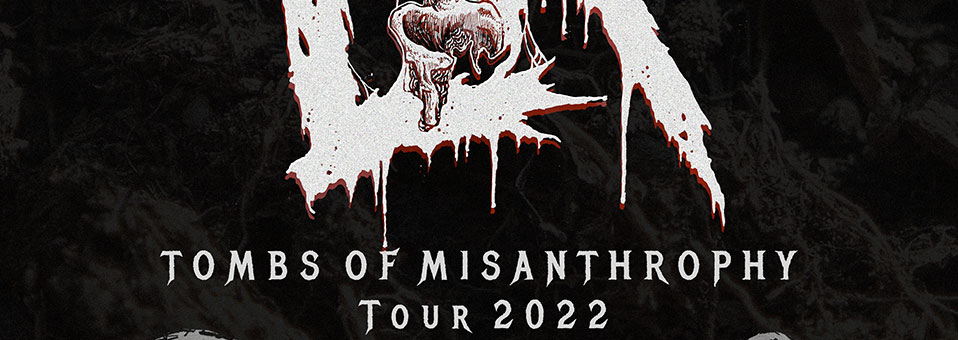 Die schwedischen Death Metaller Lik kündigen Europäische Headlinertour mit Mass Worship für März 2022 an!