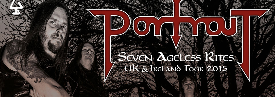PORTRAIT confirm tour through the UK and Ireland!