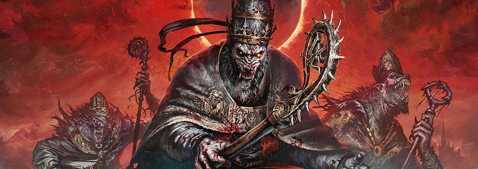 """Powerwolf kündigen zum 10. Geburtstag einen Reissue von """"Blood of the Saints"""" an!"""