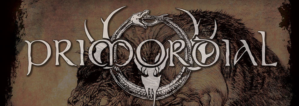 PRIMORDIAL kündigen Europa Headlinertour 'Heathen Crusade' für April 2018 an!