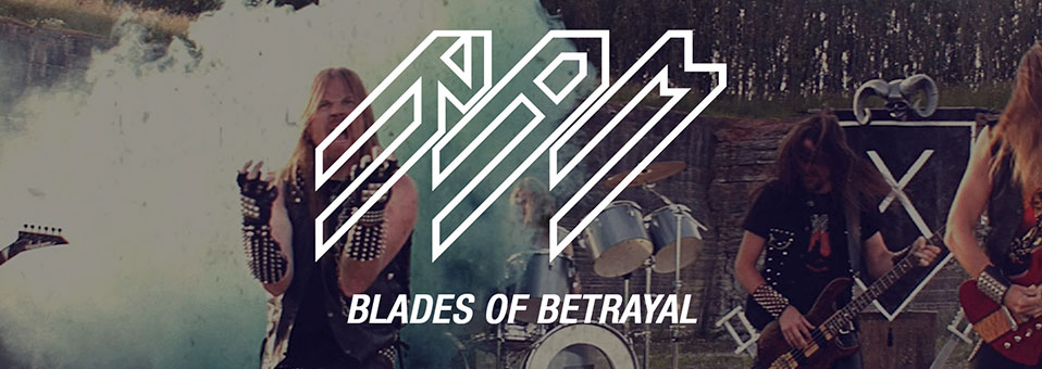 "RAM launches video for new single, ""Blades of Betrayal"""