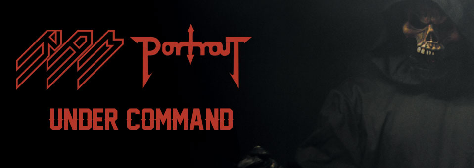 Swedish metal titans RAM and PORTRAIT to release split album 'Under Command'!