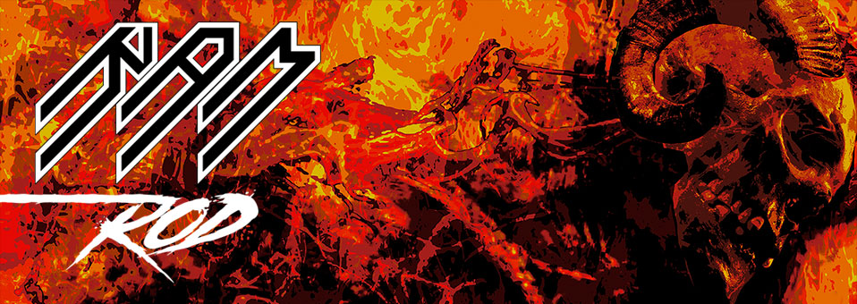 RAM entering official German album charts with their new longplayer 'Rod' on position 64!