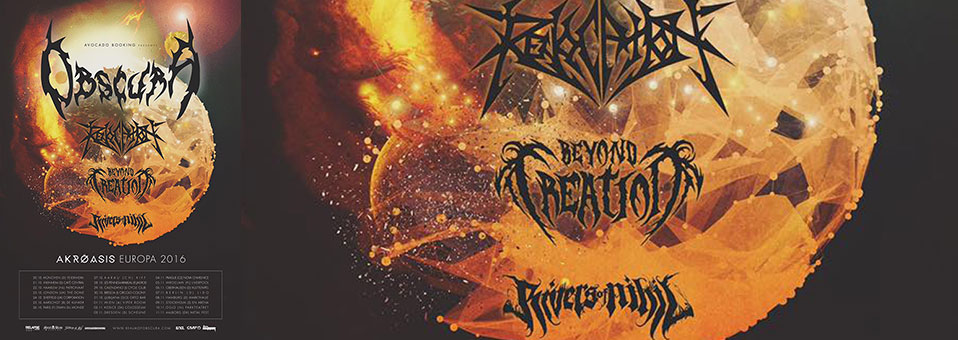 RIVERS OF NIHIL launch guitar play-through for 'Reign of Dreams'