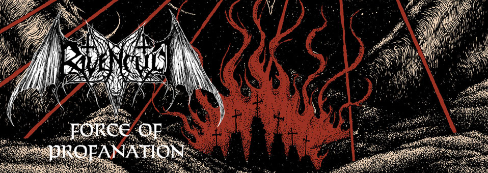 RAVENCULT reveals details for new album, 'Force of Profanation'