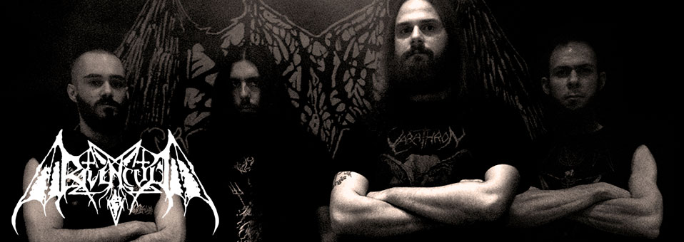 Metal Blade signs Greek Black Metal tribe RAVENCULT!
