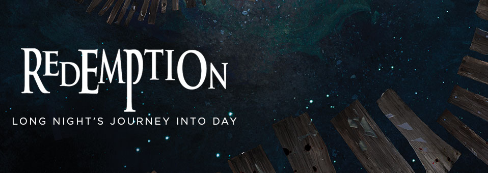 REDEMPTION landen mit ihrem neuen Album 'Long Night's Journey Into Day' in den internationalen Charts!