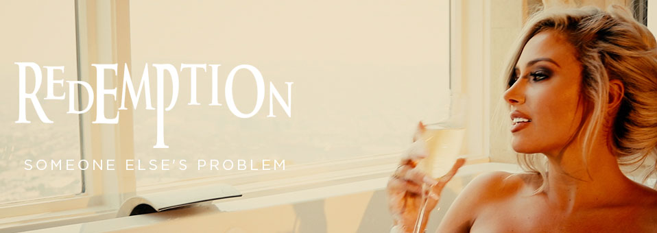 REDEMPTION launchen Video zur neuen Single 'Someone Else's Problem' online!