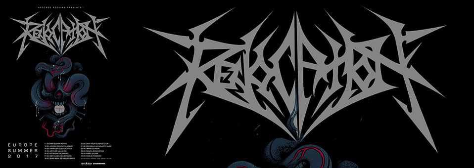 REVOCATION announces full summer run of live dates!