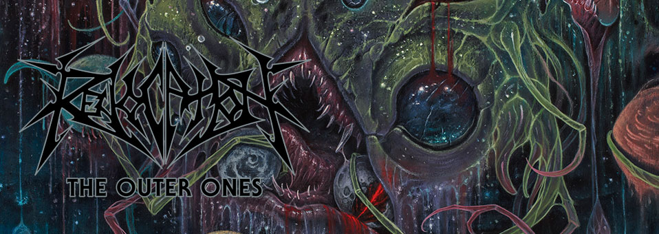 REVOCATION launches title track for new album, 'The Outer Ones', online!