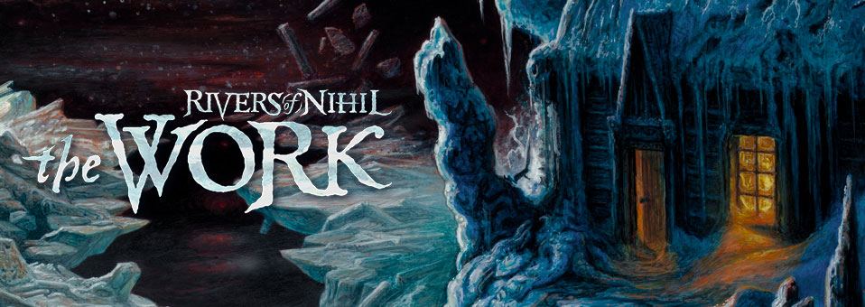 """Rivers of Nihil launchen Video zu """"The Void from Which No Sound Escapes""""!"""