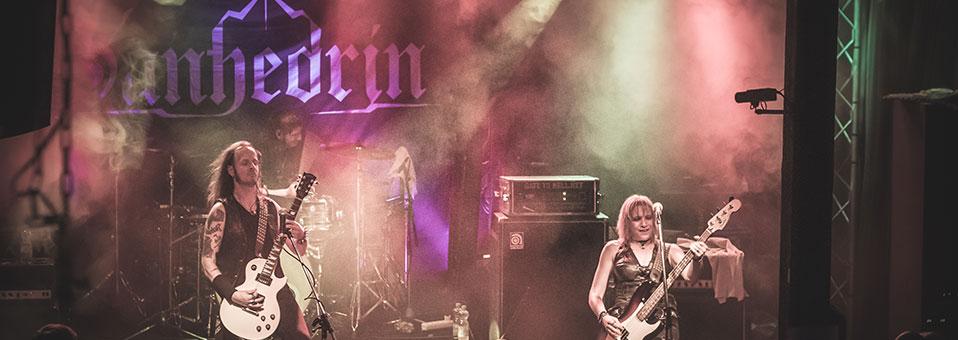 Sanhedrin aus Brooklyn, New York unterschreiben bei Metal Blade Records!