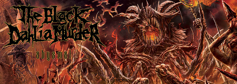 THE BLACK DAHLIA MURDER debut new music and pre-order bundles for 'Abysmal'!