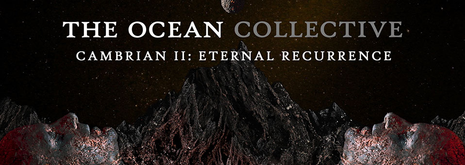 THE OCEAN COLLECTIVE launches videoclip for 'Eternal Recurrence'!