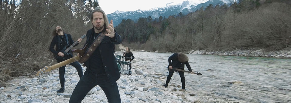 TÝR launchen Video zur neuen Single 'Sunset Shore'!