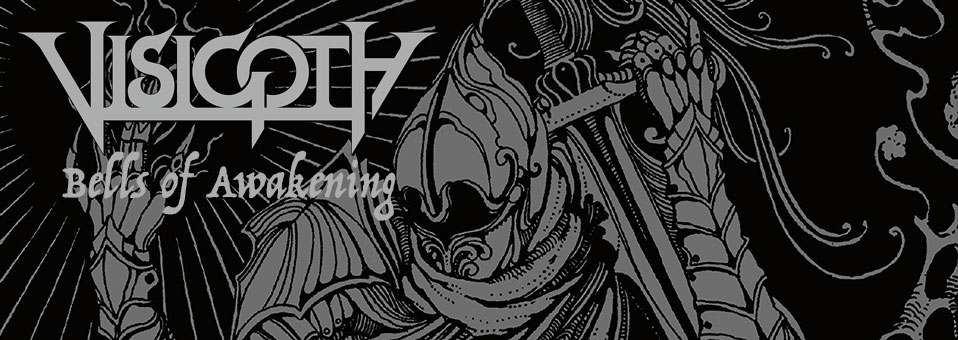 American Heavy Metallers VISIGOTH announces release of new 7″ 'Bells Of Awakening'!