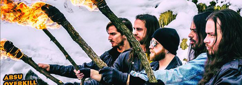 American Heavy Metallers VISIGOTH launch video clip for 'Traitor's Gate'!