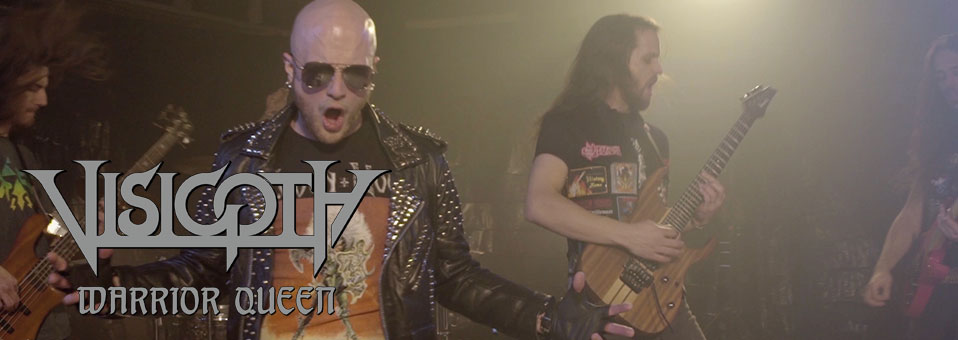 VISIGOTH launchen Video zur ersten Single 'Warrior Queen'!